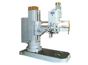 Mas Tos VO 63 - MK6 - X:2000 mm, Radial drilling machines