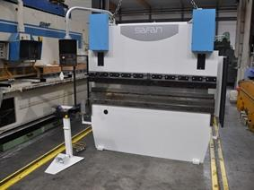 Safan DNCS 50 ton x 2050 mm CNC, Hydraulic press brakes