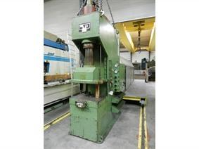 LVD 120 Ton, Open gap presses