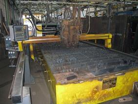 Esab - Kjellberg UXD-P2500 CNC, Gas cuttingmachines (gas + plasma)