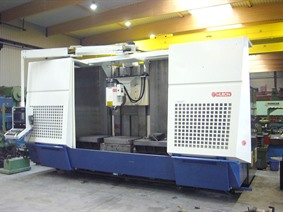 Huron EXC 20 CNC X:1600 - Y:700 - Z:800 mm, Vertical machining centers