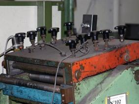 Wam HMR1, Coiler straightening machines