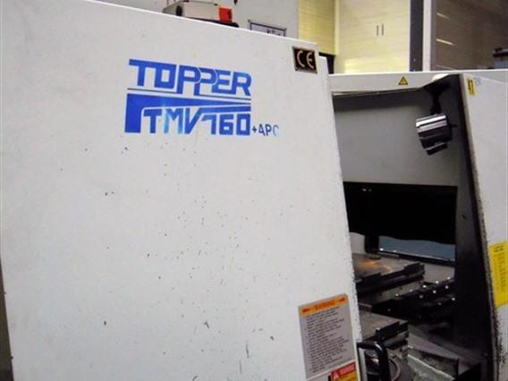 Topper, TMV 760A CNC X:760 - Y:450 - Z:510mm