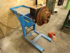 ZM 150 kg, Turning gears - Positioners - Welding dericks & -pinchtables