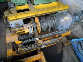 Winch 100 Ton, Ponts Roulants, Palans & Grues