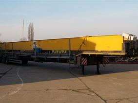 ADC 2 ton x 22450 mm, Conveyors, Overhead Travelling Crane, Jig Cranes