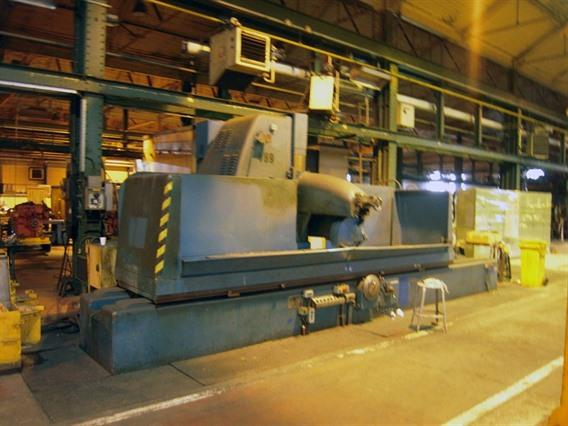 Thompson X:3000 - Y: 1000mm, Surface grinders with horizontal spindle