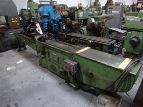 Rockwell 50 ton, Machines a brocher