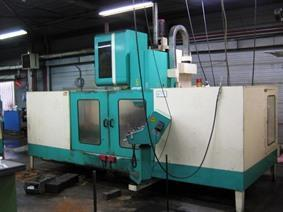 Dahlih MCV 1500 CNC X:1500 - Y:630 - Z:700mm, Vertical machining centers