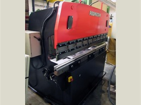 Amada Promecam RG 50 ton x 2100 mm, Hydraulic press brakes