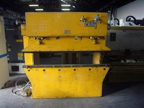 Colly 50 ton x 2000 mm, Hydraulic press brakes