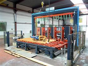 Matter Iron Book 4015 CNC Sheethandling, Rolbruggen, Loopbruggen, Takels & Kranen