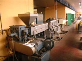 Samafor Ø 81 mm, Die casting presses & Induction furnaces