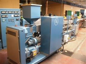 Yvroud 94/07 116  Ø40 mm, Die casting presses & Induction furnaces