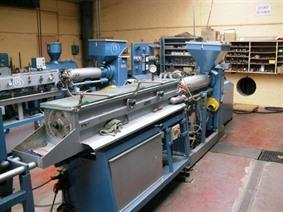Andouart Ø 26 mm, Druckgusspresses & Induction Furnaces