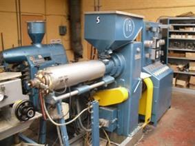 Andouart Ø 26 mm, Die casting presses & Induction furnaces