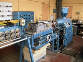 Reifenhauser Ø 30 mm, Die casting presses & Induction furnaces