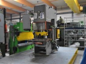 Wanzke 100 Ton, Open gap presses