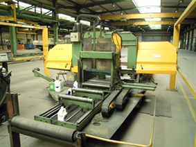 Meba 560 DGA-700 CNC, Band sawing machines