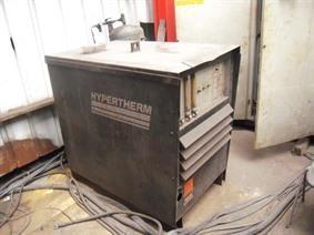 Hypertherm HT 401, Gas cuttingmachines (gas + plasma)