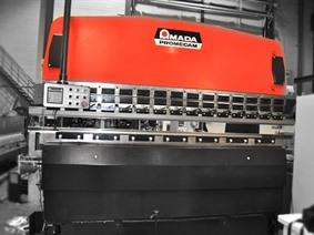 Amada Promecam RG 150T x 3100 mm CNC, Hydraulic press brakes