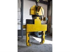 ZM coilclamp 10 ton, Conveyors, Overhead Travelling Crane, Jig Cranes