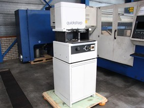 Trumpf Quicksharp, Stamping & punching press thin metalsheet