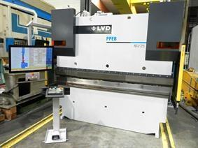 LVD PPEB 80 ton x 2500 mm CNC, Hydraulic press brakes