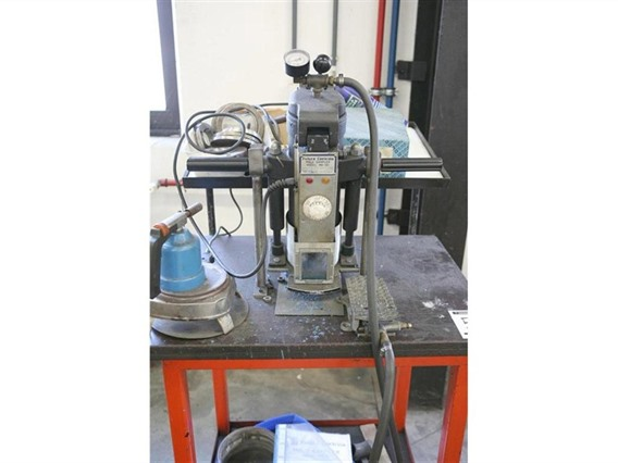 Future Controls Ms-101, Injection mold-testing device