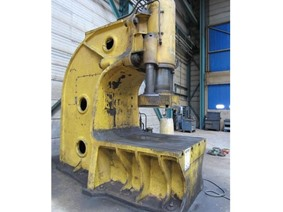 NN 320 ton, Open gap presses