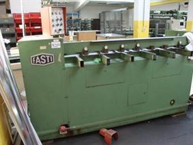 Fasti Reflector Slip Bending Roll CNC, Rollenwalsmachines & Platenwalsmachines