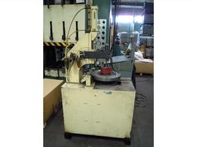 MBM-AVM Omera - Ø 400 mm, Hor+Vert profilemachines, section bending rolls & seam makingmachines