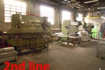 Redirack, Production line for making industrial racks