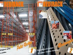 Redirack Production line for making industrial racks, Entreprises completes à vendre
