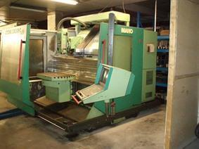 Maho MH 800C X:800 - Y:500 - Z:600 mm, Vertical machining centers