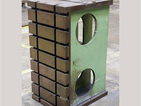 Corner piece clamping table 1220 x 620 x 850 mm, Opspanblokken - Hoekplaten & Opspantafels