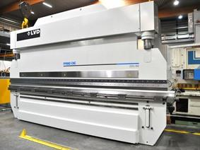 LVD PPN 200T x 6000 mm CNC, Hydraulic press brakes