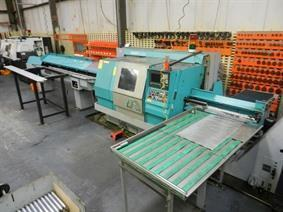 Index G200 + barfeeder , Tours CNC