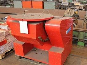 REIS 800mm, Turning gears - Positioners - Welding dericks & -pinchtables