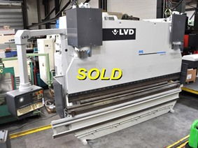 LVD PPE 200 ton x 4100 mm CNC, Hydraulic press brakes
