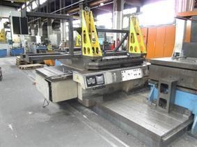 WMW Union Turning table 1800 x 2000, Rotary tables