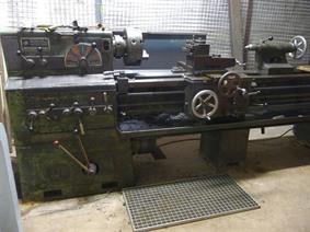 Meuser 300 x 2000 mm, Centre lathes