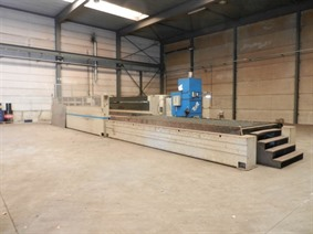 LVD Impuls 6020 6000 x 2000mm, Lasersnijmachines