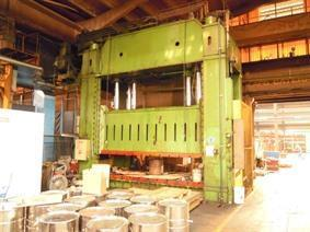 ZM 1000 ton, Presses a 4  colonnes a action simple