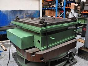 Pegard Turning table 1400 x 1400 mm, Rotary tables