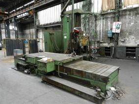 Pegard AF11 X:3000 - Y:1250 - Z:1800mm, Bed milling machine with moving column & CNC