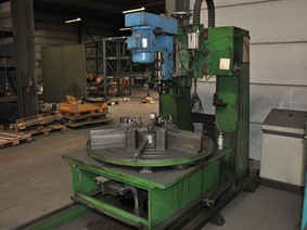 ZM CNC drill- & milling for flanges, Coordinatenboormachines & Fijnboormachines conventioneel & CNC