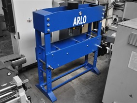 Arlo 125 T / 1500 Vario, Garage press machines