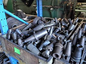 Various Milling Heads , Spare Parts for Machining centres