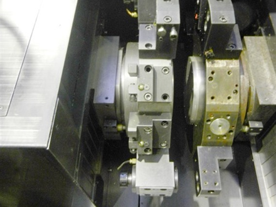 Citizen Miyano LL-21, twin spindle - twin turret